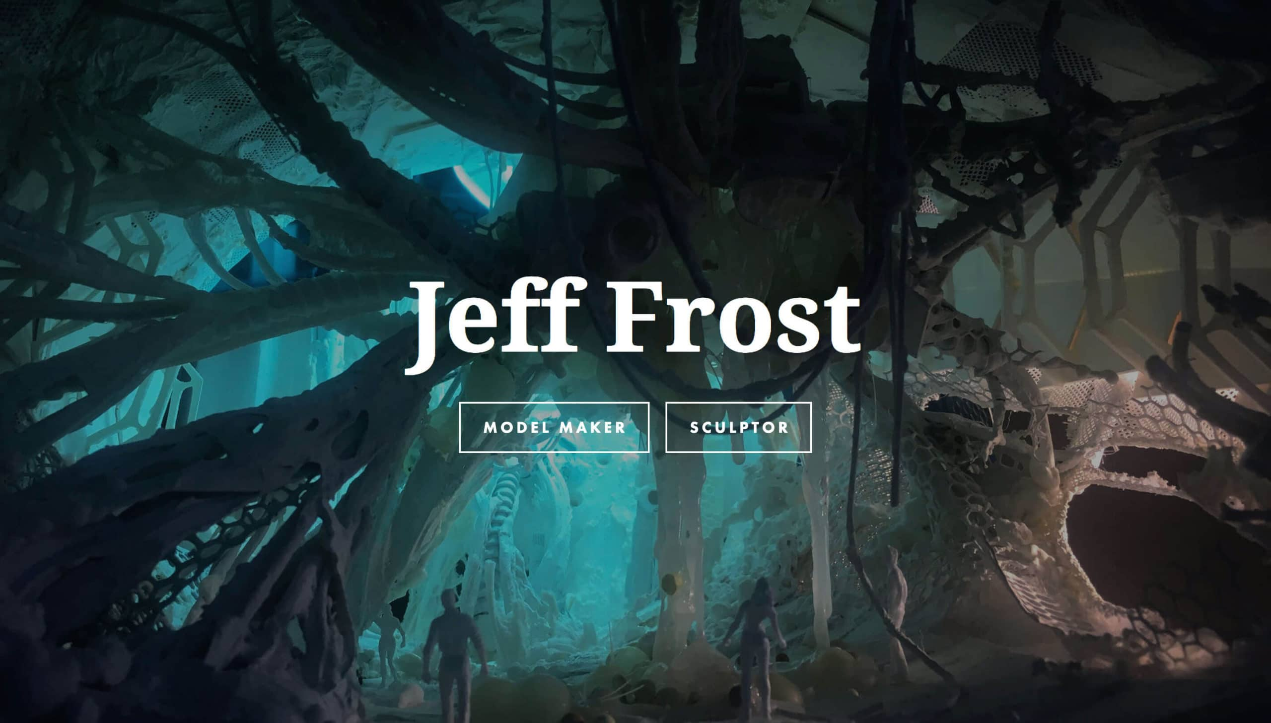 Jeff Frost home page