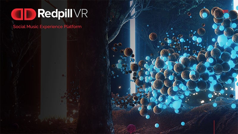 Redpill VR website home page